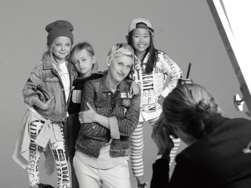 La froide raison Ellen DeGeneres a créé sa nouvelle ligne de vêtements