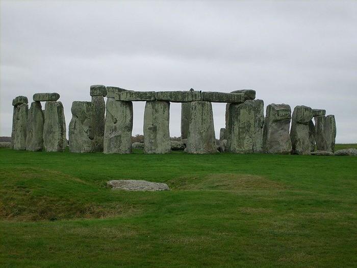 Les Mégalithes de la Grande-Bretagne