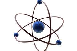 Noble règle de gaz dans la chimie