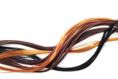 Extension de cheveux pour l'écrêtage - comment cela fonctionne: