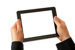 Prenez une photo de la carte avec l'iPad - donc réussit de