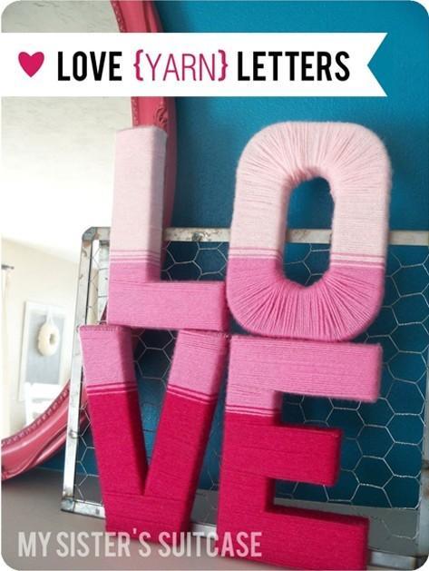 10 DIY Valentine (Anytime) Surprises et didacticiels gratuites: pour bébé