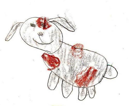 Avoir un jouet fabriqué à partir de dessins de votre enfant!