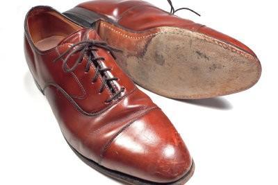 Welted les chaussures des hommes - il devrait ressembler lors de l'achat