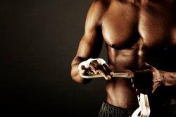 Quelle est une contraction musculaire?  - Opération simplement expliqué