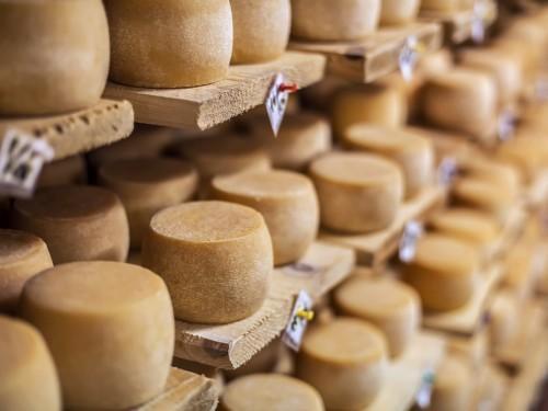 Comment fromage est fabriqué;  Ou, Comment fromage Stole My Heart