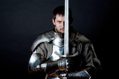 Habillez comme un chevalier - comment cela fonctionne: