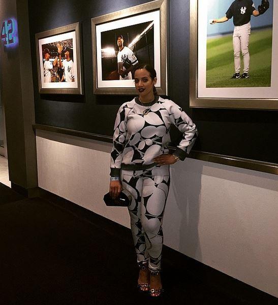 "Orange est le nouveau noir ""Latinas sur Instagram: Jackie Cruz Tours Europe, Dascha Polanco Montres Yankees et Selenis Leyva taquine Show [Photos]"