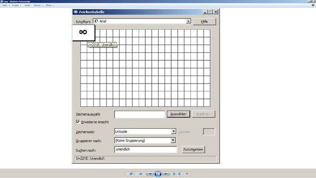 Cr er signe de l 39 infini sur le clavier voici comment - Le signe de l infini ...