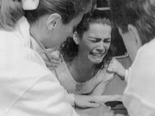 Nouvelles Nostalgie: Parlons de l'attaque de Nancy Kerrigan