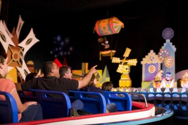 12 choses que vous ne saviez pas sur ses un petit monde à Disneyland