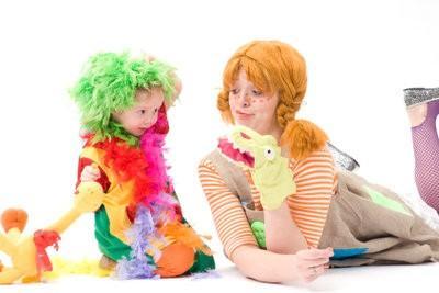 Carnaval comme un clown - Comment faire des costumes eux-mêmes