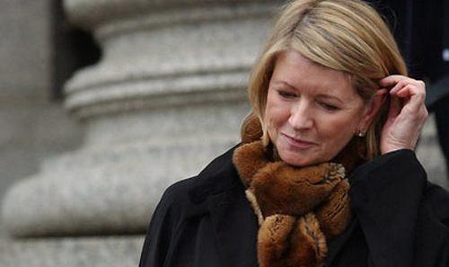 Nouvelles Nostalgie: Parlons de prison la peine de Martha Stewart