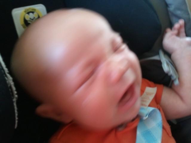Le Kid déteste la voiture