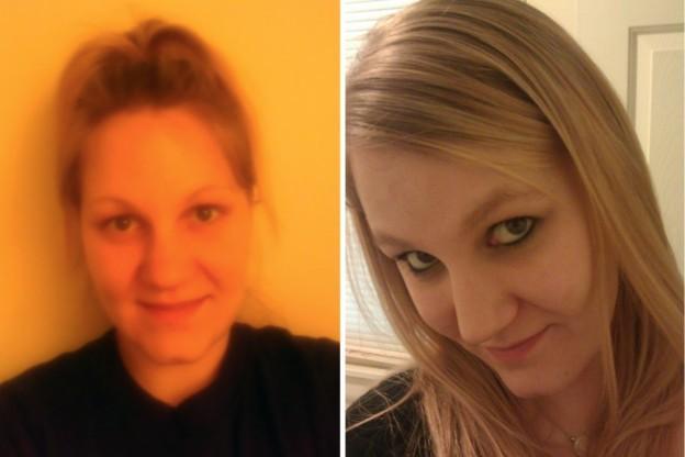 Les mamans sans maquillage!  25 vrais mamans montrent leur vrai, beau, visage découvert