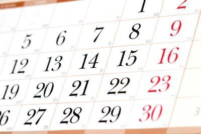 Calculer date de cessation - de sorte que vous savez que votre dernier jour de travail