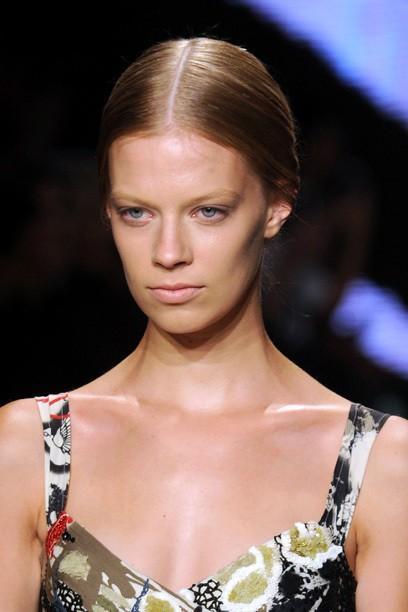 tendance de beauté sans maquillage: Non vernissé est maintenant fraîche