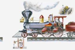 Poids d'une locomotive - Intéressant