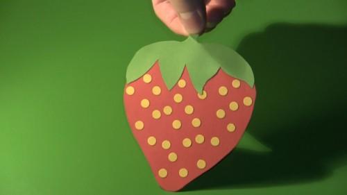 Bricoler Une fraise