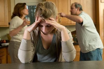 Jeunes inadaptés - de sorte que vous obtenez comme une aide de parent