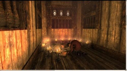 Aventus Aretino trouver - comment il fonctionne dans Skyrim