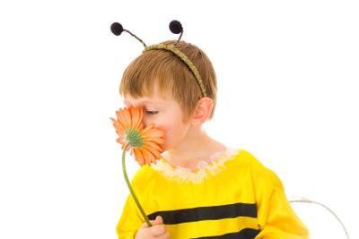 Abeilles à l'école maternelle - de sorte que vous célébrez une abeille dur