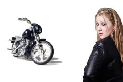 permis moto en hiver faire - il vous faut payer