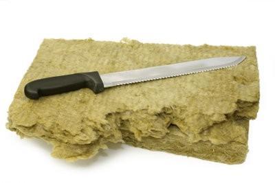 Lay isolation du plancher dans le grenier - voici comment