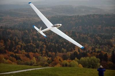 Faire un permis de pilote de planeur - comment cela fonctionne: