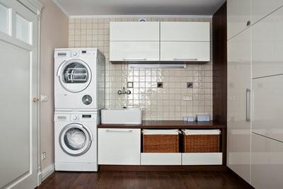 Cabinet pour machine à laver et sèche-linge - sens?