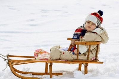 Avec la neige et de la glace de poussette en toute sécurité - que vous devriez être au courant