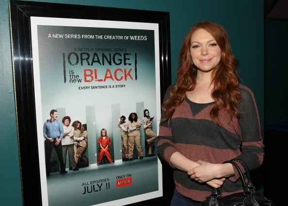"""Orange est le nouveau noir """"Cast Nouvelles Mise à jour 2014: The Real Alex De 'OITNB' écrire un Mémoire"""
