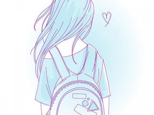 Ce sac à dos est votre nouvel accessoire de l'école must-have