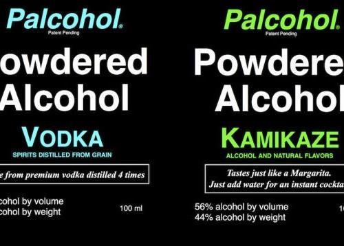 """""""Poudre alcool"""": Eh bien, cela ne va pas être un désastre At All"""