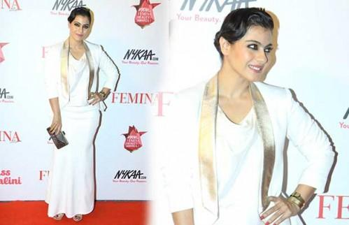 Top 10 des célébrités belle Bollywood au Femina Beauty Awards 2015