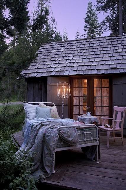 Dormir à l'extérieur: 10 Porches cool pour Naptime
