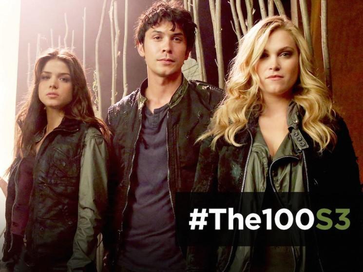 'Le 100' Saison 3 Nouvelles: Stars Discuter Saison 3, post-apocalyptique Romances