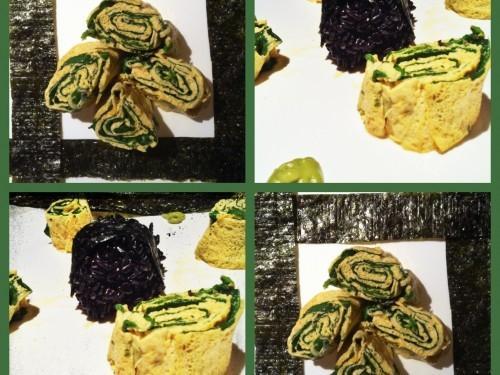 """Love Food """"Norwegian Wood"""": Balles de riz pour les rebelles"""