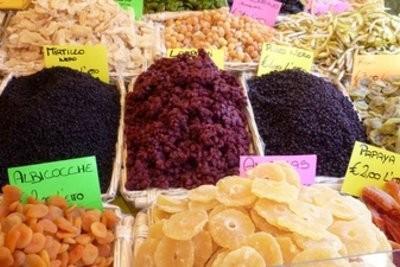 Les fruits séchés - sauvegarder calories tout en grignotant