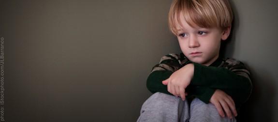 Les enfants souffrant de dépression: Est-ce que votre enfant avez des symptômes de la dépression?