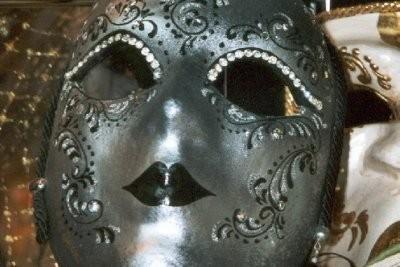 Cyber masque goth - qu'ils devraient exprimer