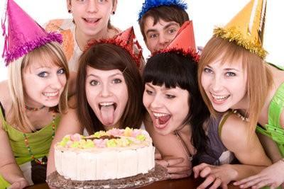 14.Geburtstag - de sorte que vous organisez une fête