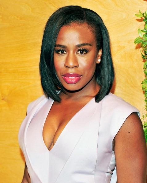 """Orange est le nouveau noir """"Cast Nouvelles Mise à jour: Alias 'Crazy Eyes de Uzo Aduba remporte un Emmy"""