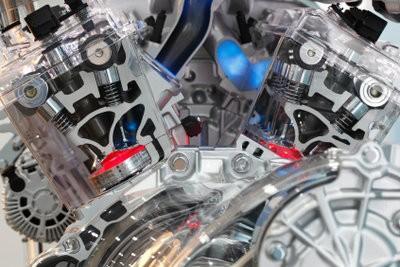 Effectuer des tests de compression sur le moteur