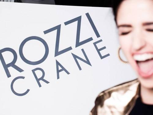 L'article du jour: Rozzi Crane, direct From- Internet!