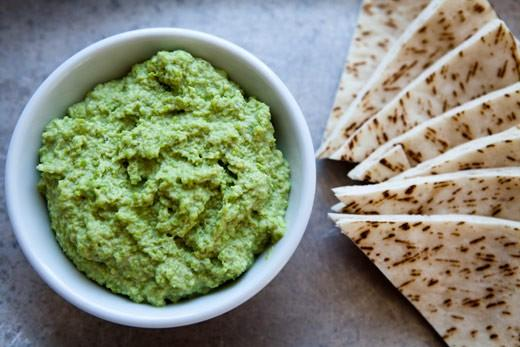 10 Dips Skinny pour Snacking