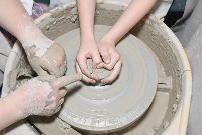 Signe Tinker porte en céramique avec des enfants - comment cela fonctionne: