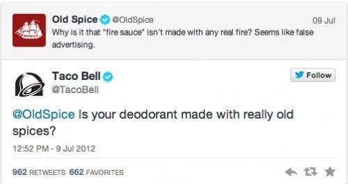 Un guide pour les meilleures franchises de restauration rapide sur Twitter
