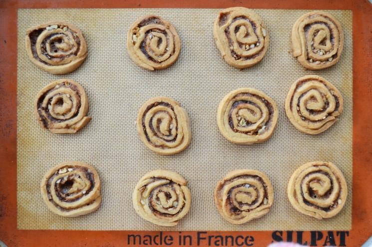 Érable et aux noix Crunch Glacière Cookies