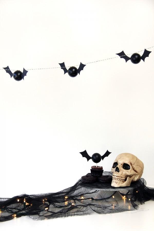 15 Guirlandes Halloween bricolage
